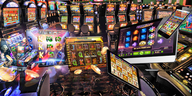 Win Huge When Playing Slot Games Online
