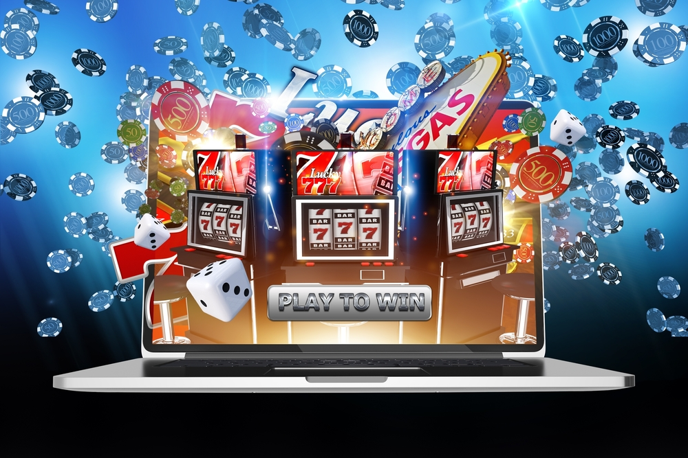 the slot games on online